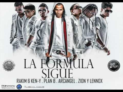 La Formula Sigue - Plan B Ft Rakim &...