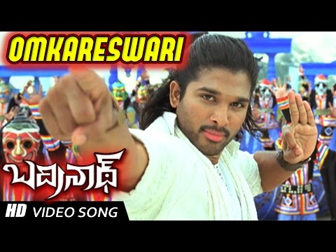 Omkareshwari Full Video Song | Badrinath Movie | Allu Arjun, Tamanna