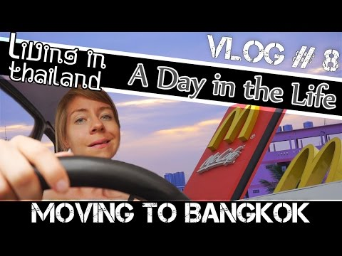 MOVING TO BANGKOK DAILY VLOG#8- TAKING THE EASY OPTION (ADITL)
