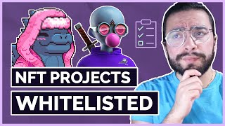 How to get WhiteĮisted for the NEXT 100x NFT Project!