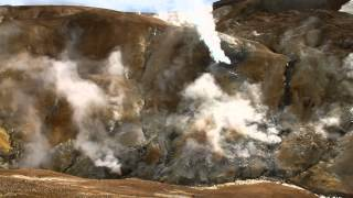 ICELAND - Land of Ice and Fire (Thermo-volcanic attractions of Iceland)
