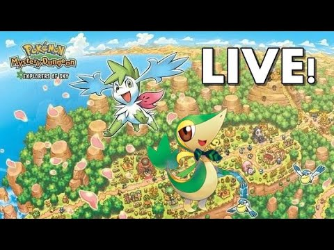 Pokmon Mystery Dungeon: Rescue Team's Storybook Switch ...