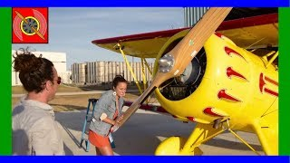 Nick Kelley On Flying Skydive Saipan's New Biplane