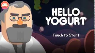 Hello Yogurt- why are we being digested