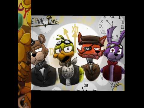 Fnaf Tribute  Hands Clap