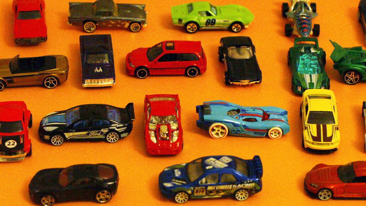 Small Toy Cars For Boys : Small toy cars for children youtube
