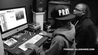 "Foreign Allegiance: Behind The Beat | Big K.R.I.T - ""What You Know About It"""
