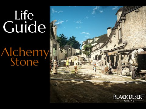 Black Desert | Alchemy Stone (Deutsch/German)