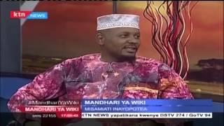 MANDHARI YA WIKI 17th October 2015 Misamiati inayopotea