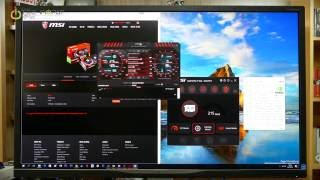 MSI GTX 1070 Gaming X 8G OC Mode BIOS Güncellemesi