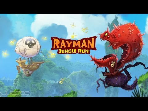 RAYMAN JUNGLE RUN #1 (importante leer descripción)