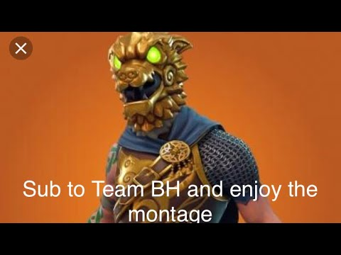 Fortnite Montage- Old Town Road