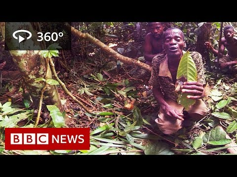 Congo VR: A Troubled Past  – BBC News