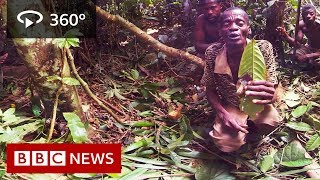 Congo VR: A Troubled Past  - BBC News