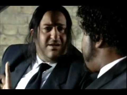 Lenny Henry - Pulp Fiction
