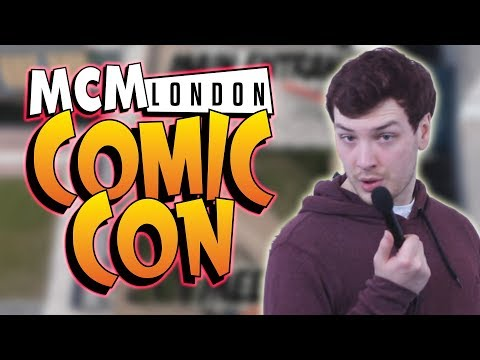 London Comic Con Meet-Up