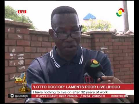 Why are lotto doctors not rich?