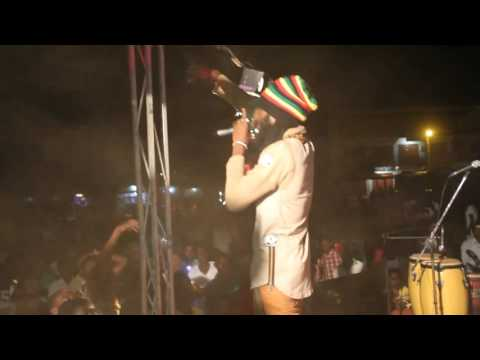IWAN LIVE IN TECHIMAN. LOVE, PEACE AND UNITY CONCERT Pt. 2