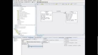 Building The UML Model For An Ada Web Application With ArgoUML