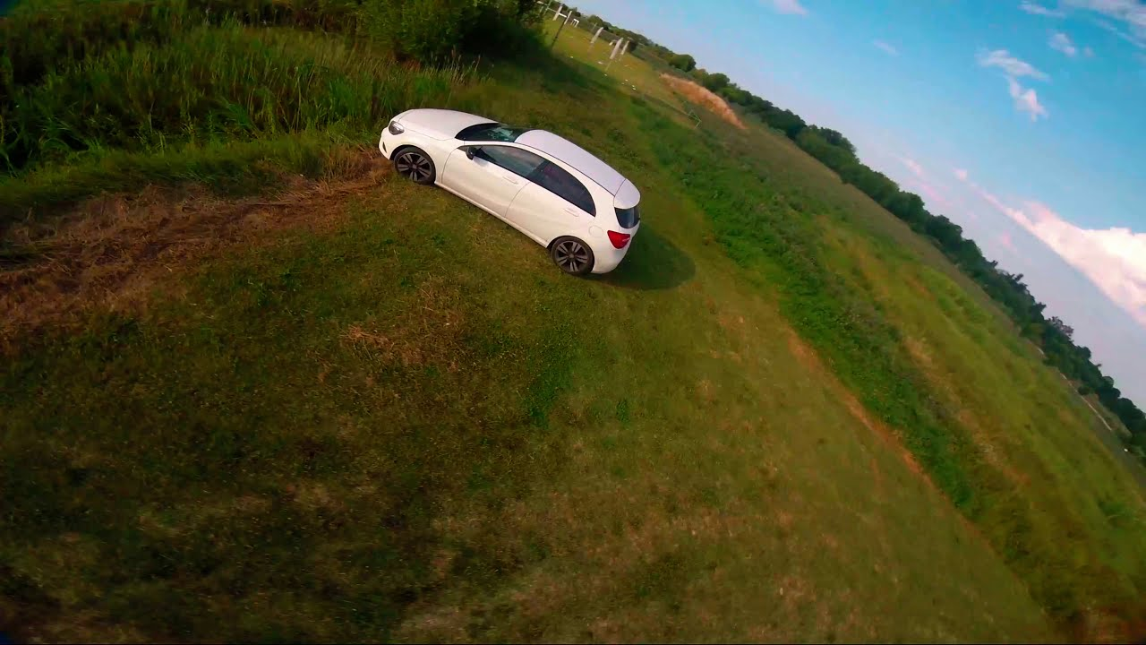 Last Crazy Lipo with my Drone FPV freestyle iFlight Cidora SL5 картинки