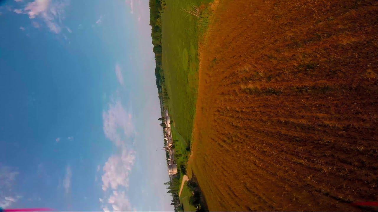 Last Crazy Lipo with my Drone FPV freestyle iFlight Cidora SL5 фотки
