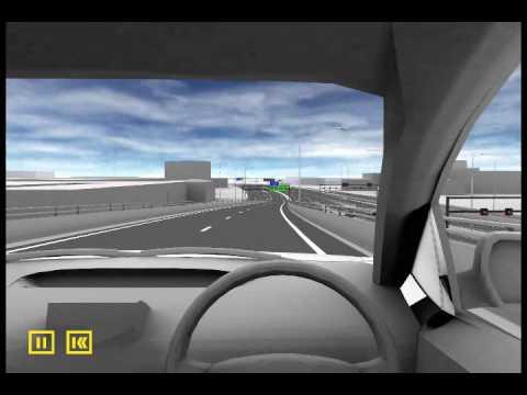M1 Upgrade - West Gate Freeway - Kings Way To West Gate Bridge