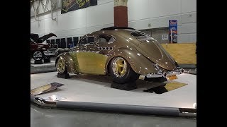 "The "" Berlin Buick "" 1956 Volkswagen VW Beetle Custom on My Car Story with Lou Costabile"