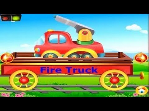 Cars, Trucks and Transportation sounds for Kids - learn - sc