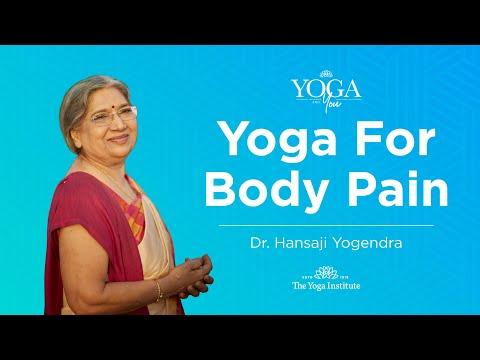 yoga-&-you:-how-do-you-prevent-body-pain?-|-dr.-hansaji-yogendra