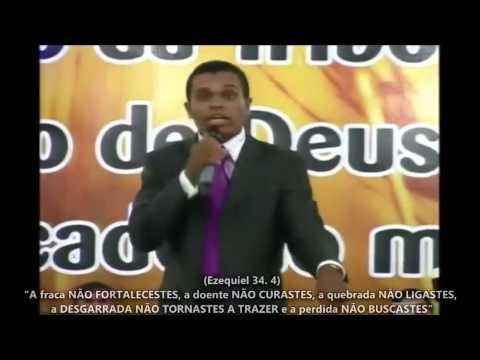 Esse Pastor teve CORAGEM de falar a verdade! Ezequiel 34, Pregação para PASTORES e LÍDERES!