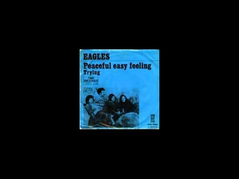 The Eagles - Peaceful Easy Feeling (Custom Backing Track) (1) - YouTube