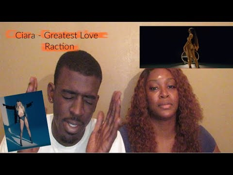 Ciara - Greatest Love [OFFICIAL VIDEO] - Reaction