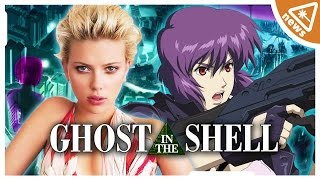 Ghost in the Shell Movie: Everything There Is To Know (Nerdist News w/ Jessica Chobot)