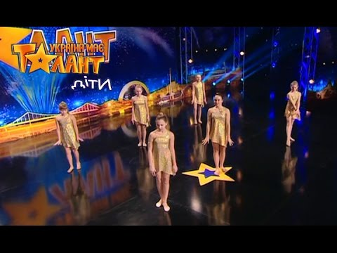 Young girls came on stage to the Judges direct from the hall! - Got Talent 2017