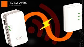 Internet por Red Eléctrica | Review D-Link Powerline AV500