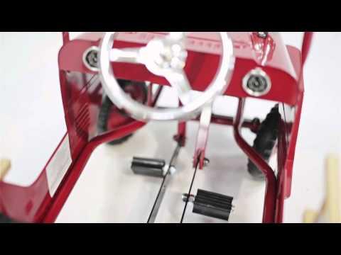 Джип на радио управлении машинка внедорожник модель Off road Crawler зелёный 1:14из YouTube · Длительность: 54 с