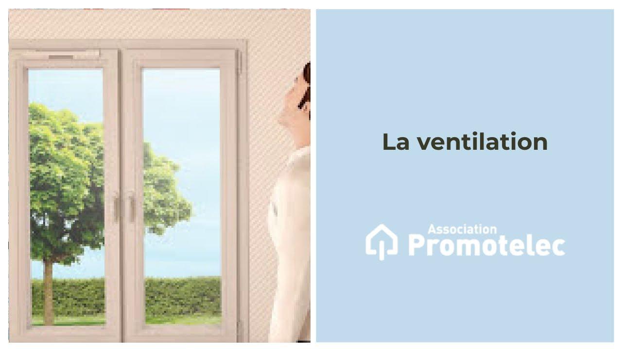 La ventilation youtube for Ventilation fenetre