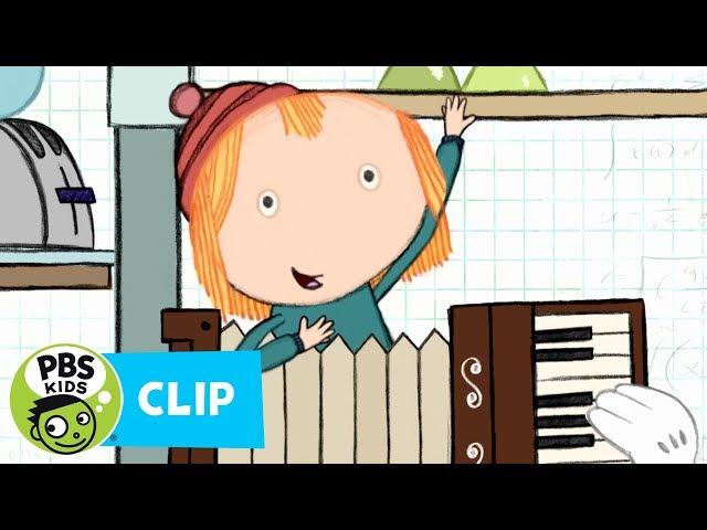 Peg Cat Baby Fox S Musical Machine Pbs Kids Youtube