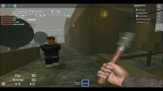 ROBLOX shi no numa zombies remastered