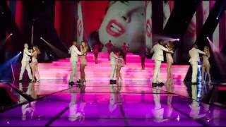 girls aloud cant speak french ten the hits tour 2013 dvd
