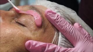 lycon eyebrow wax   wenkbrauw wax