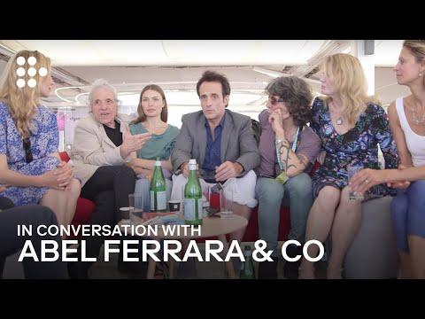 High Wire: An  with Abel Ferrara & Company