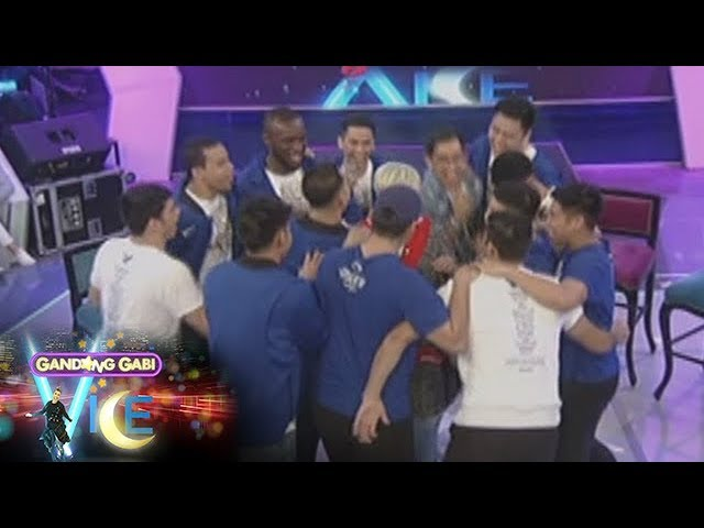 GGV: Ateneo Blue Eagles' preparation before the game