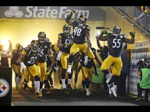 Pittsburgh Steelers 2016-17 Pump-Up  ||