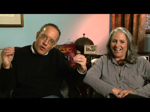 "David Crane & Marta Kauffman on their Emmy nominations for ""Friends"" - EMMYTVLEGENDS"