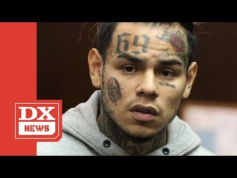 Tekashi 6ix9ine Tells Feds Everything And Could Still Get At Least 47 Years In Prison