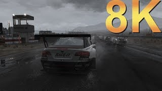 Project CARS 8K Max Settings Gameplay High Resolution PC Gaming 4K | 5K | 8K and Beyond