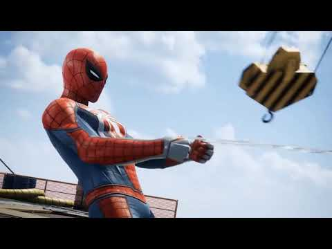 Marvel's Spider-man: Start A Riot