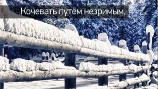 Валерий Брюсов -- Зимние дымы
