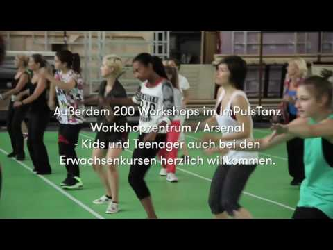 ImPulsTanz Workshops for children and youngsters 2017
